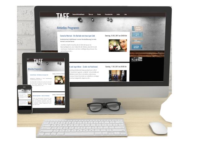 95a69 taff - Internetagentur